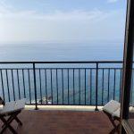 Castiglioncello. Esclusivo appartamento fronte mare con stupendo panorama e scesa privata alla scogliera. a 57016 Castiglioncello LI, Italia per